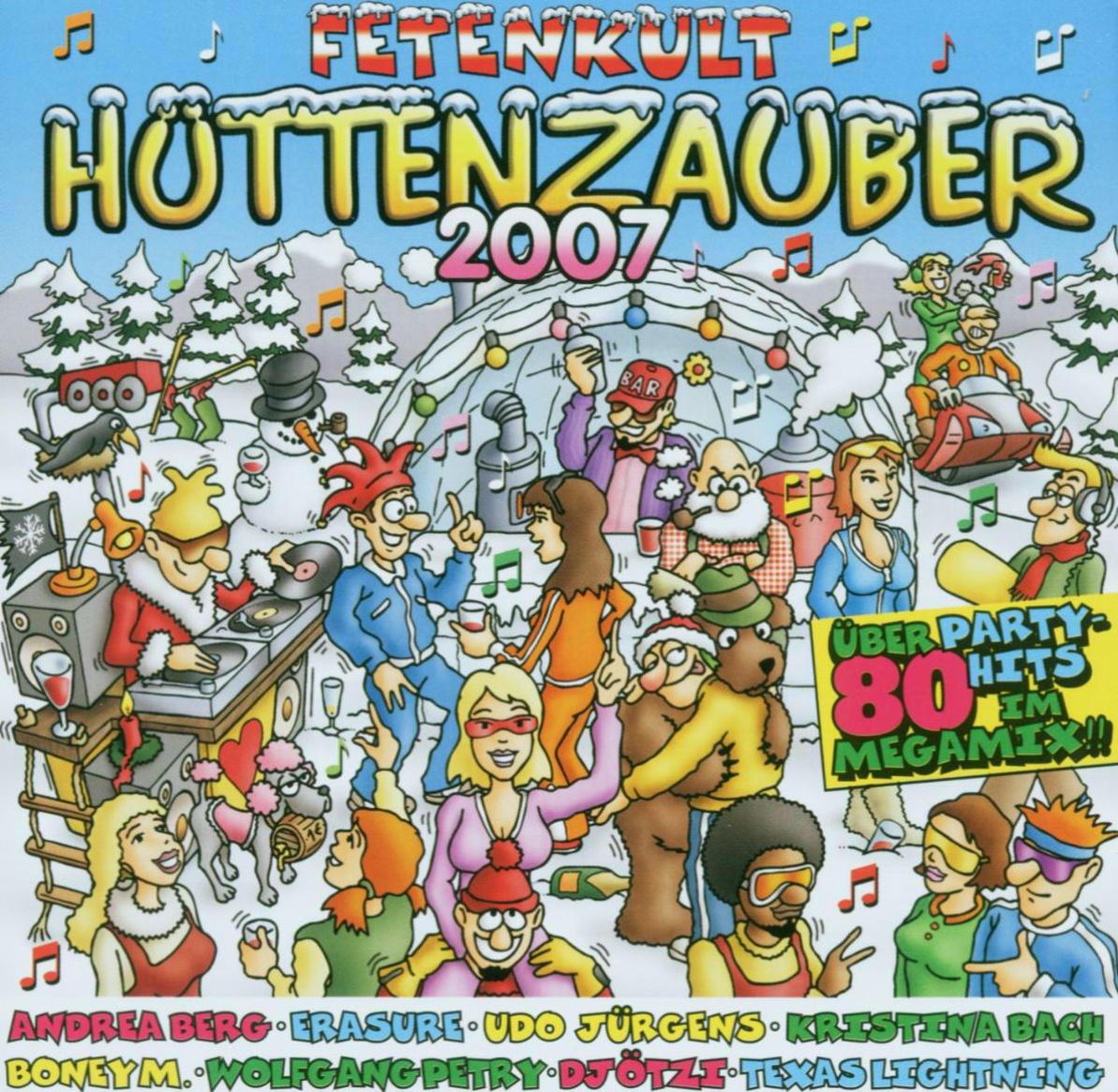 Various - Hüttenzauber 2007