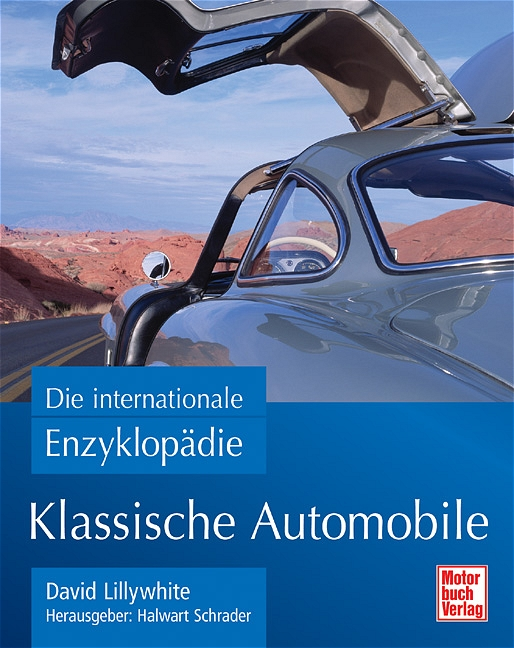 Klassische Automobile: Die internationale Enzyk...