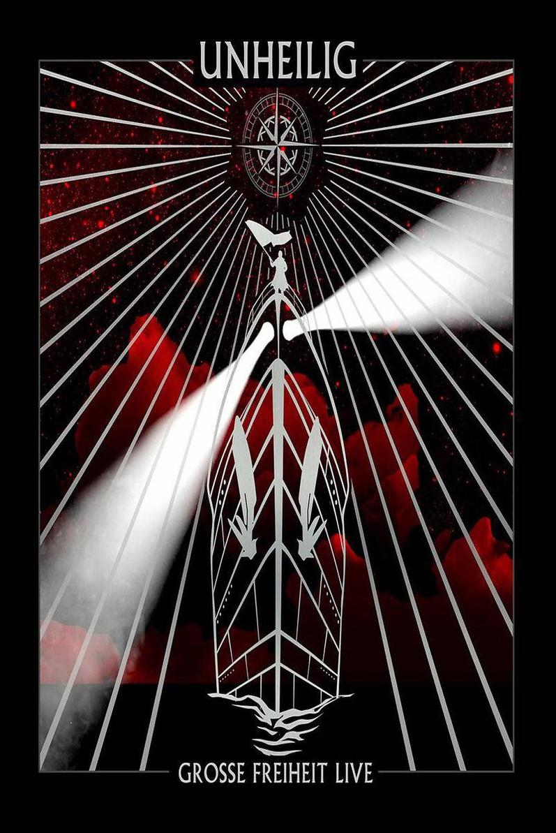 Unheilig - Grosse Freiheit Live (2 DVDs)