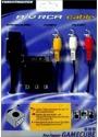 AV Kabel TM inkl. Scart Adapter