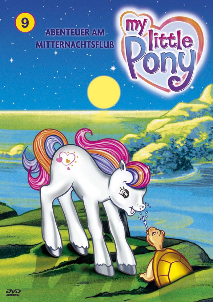 Mein kleines Pony 09 - Abenteuer am Mitternacht...