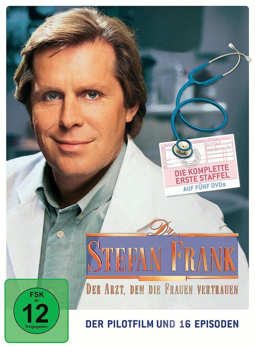 Dr. Stefan Frank - Staffel 1 (5 DVD)