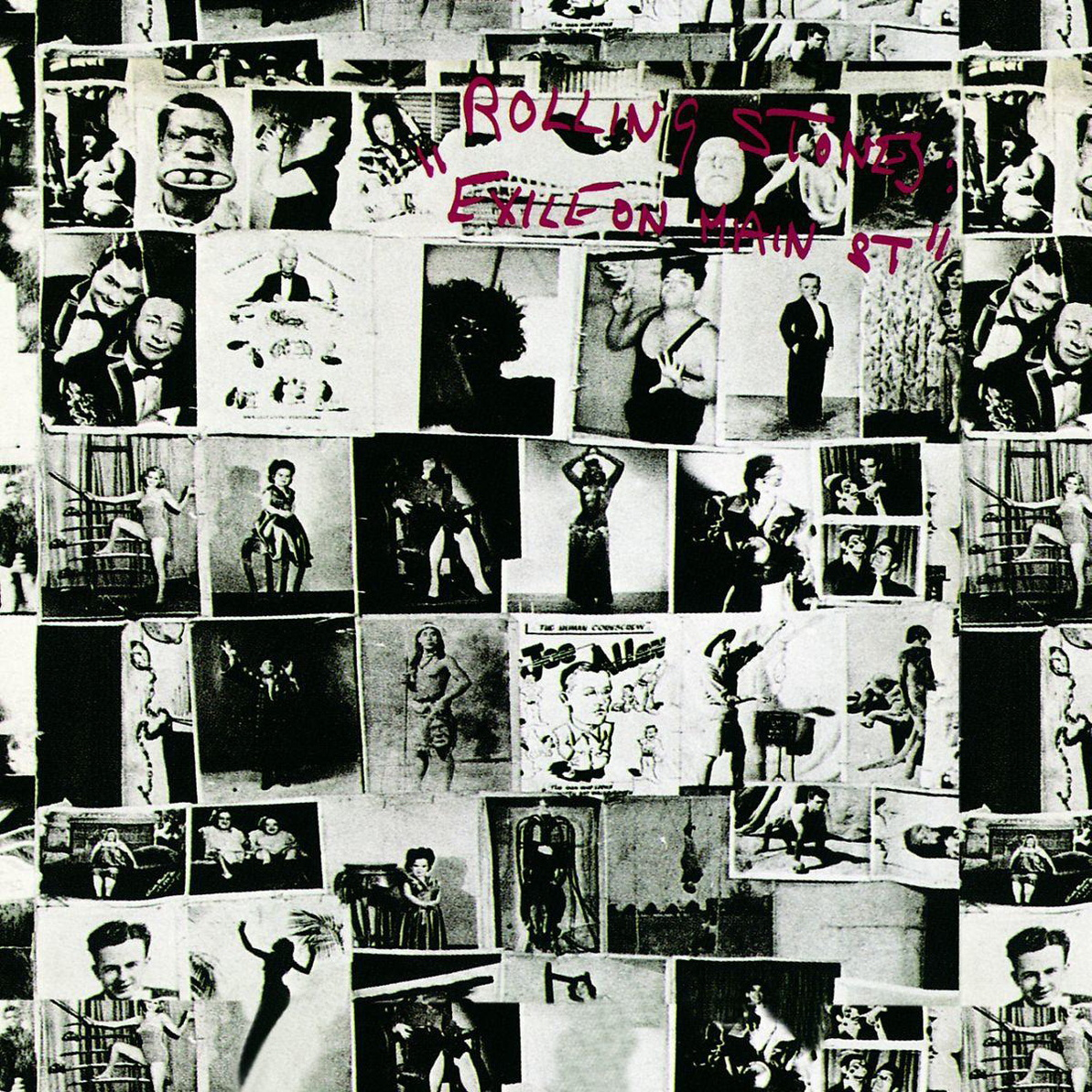 the Rolling Stones - Exile on Main St.(Remastered)