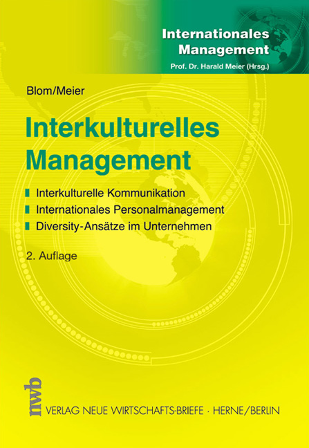 Interkulturelles Management: Interkulturelle Ko...