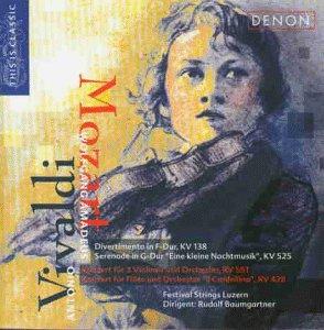 Beroggi - This Is Classic - Vivaldi / Mozart (Konzerte und Divertimenti)