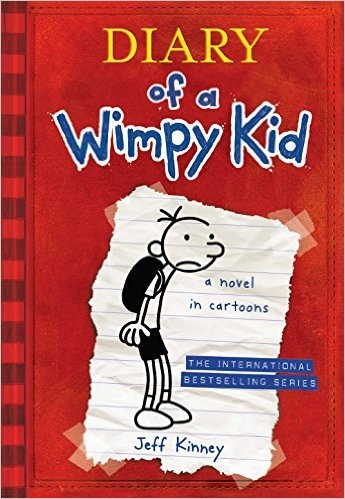 Diary of a Wimpy Kid: Book 1 - Jeff Kinney