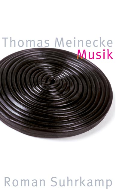 Musik: Roman - Thomas Meinecke