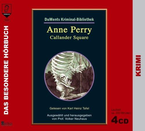 Callander Square. 4 CDs - Anne Perry