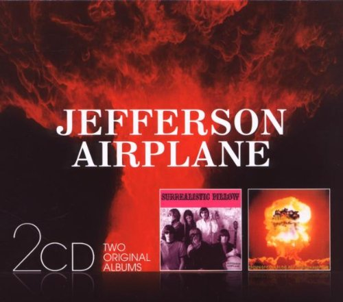 Jefferson Airplane - Surrealistic Pillow/Crown ...