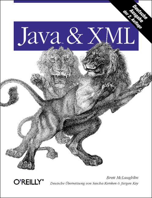 Java & XML - Brett D. McLaughlin