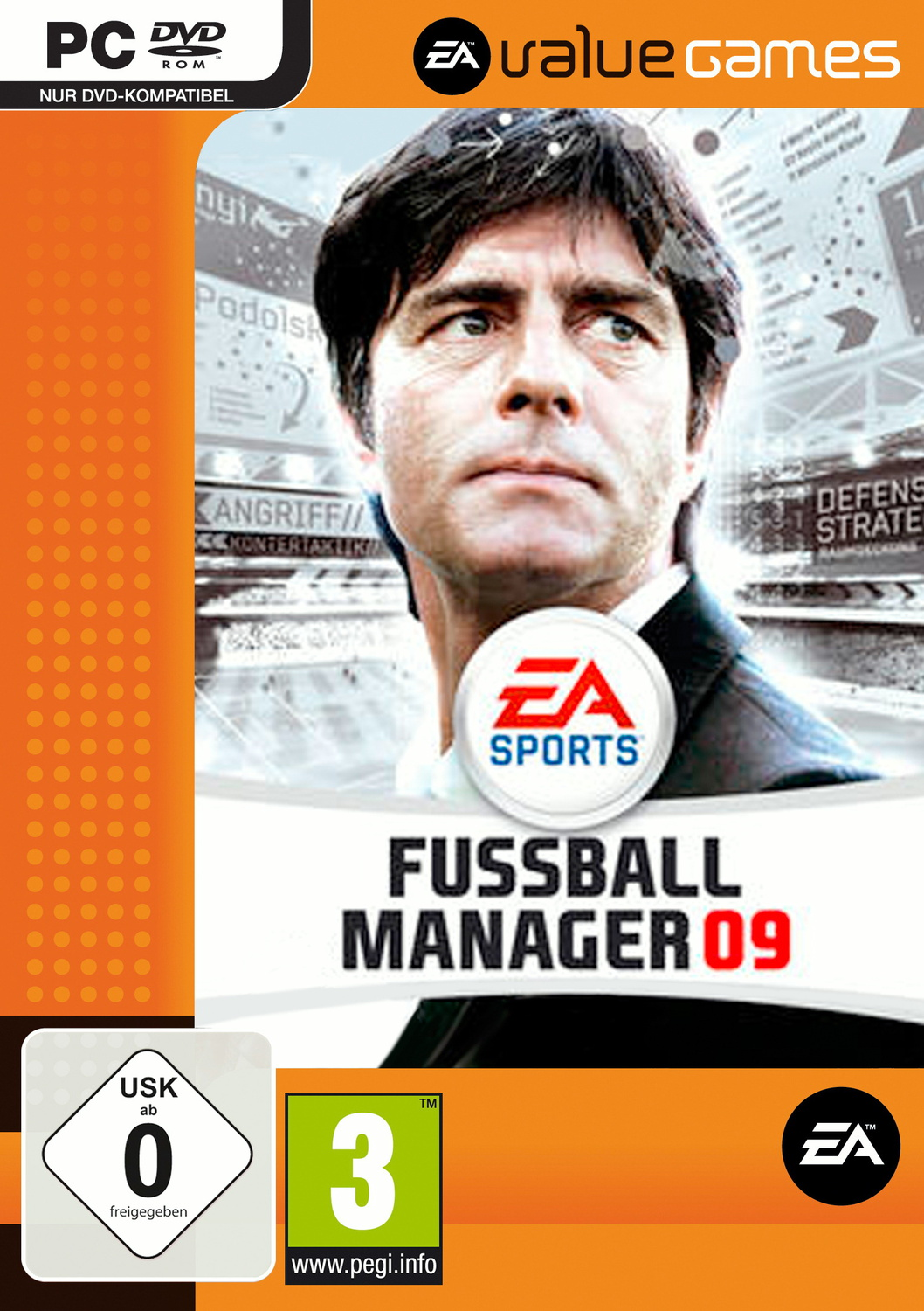 Fußball Manager 09 EA Sports