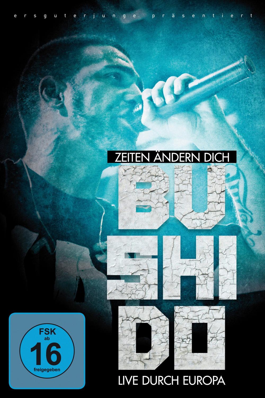 Bushido: Zeiten ändern dich - Live durch Europa (DVD+CD)