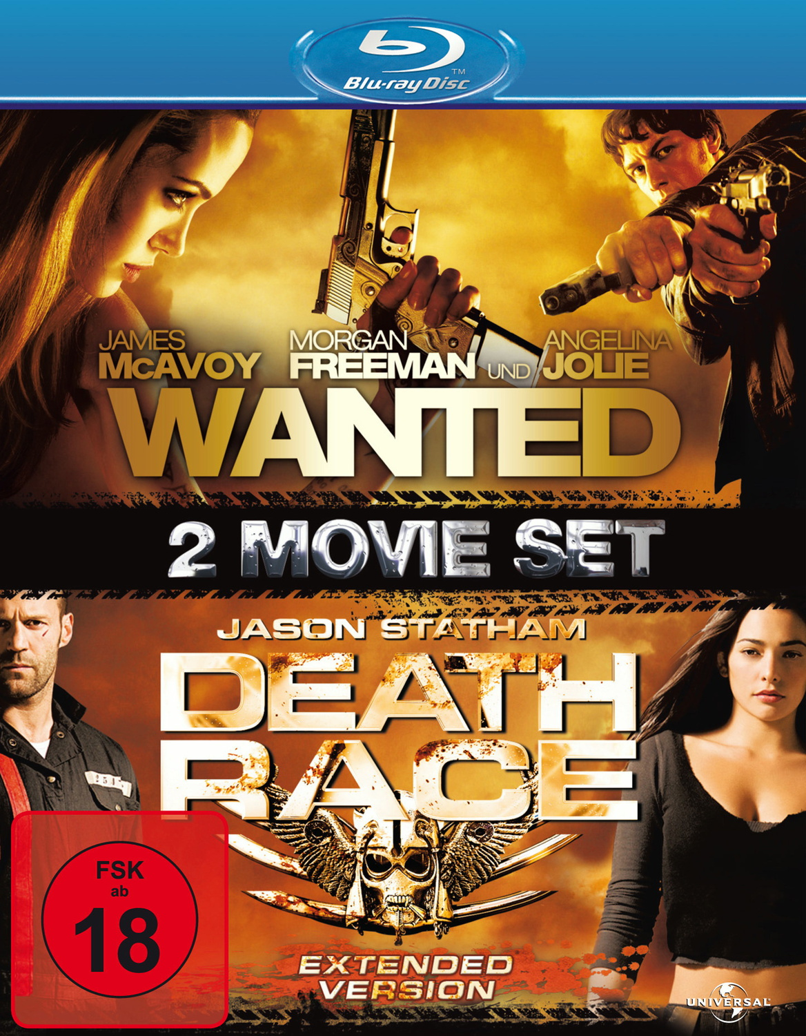 Wanted & Death Race