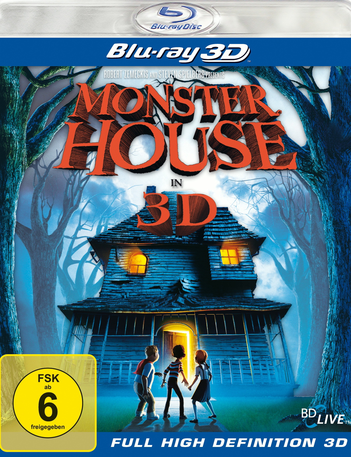 Monster House (3D Version)