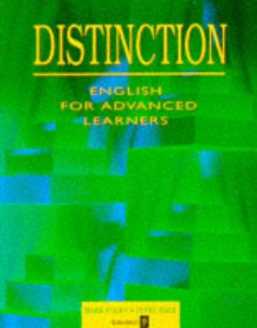 Distinction. English for Advanced Learners: Stu...