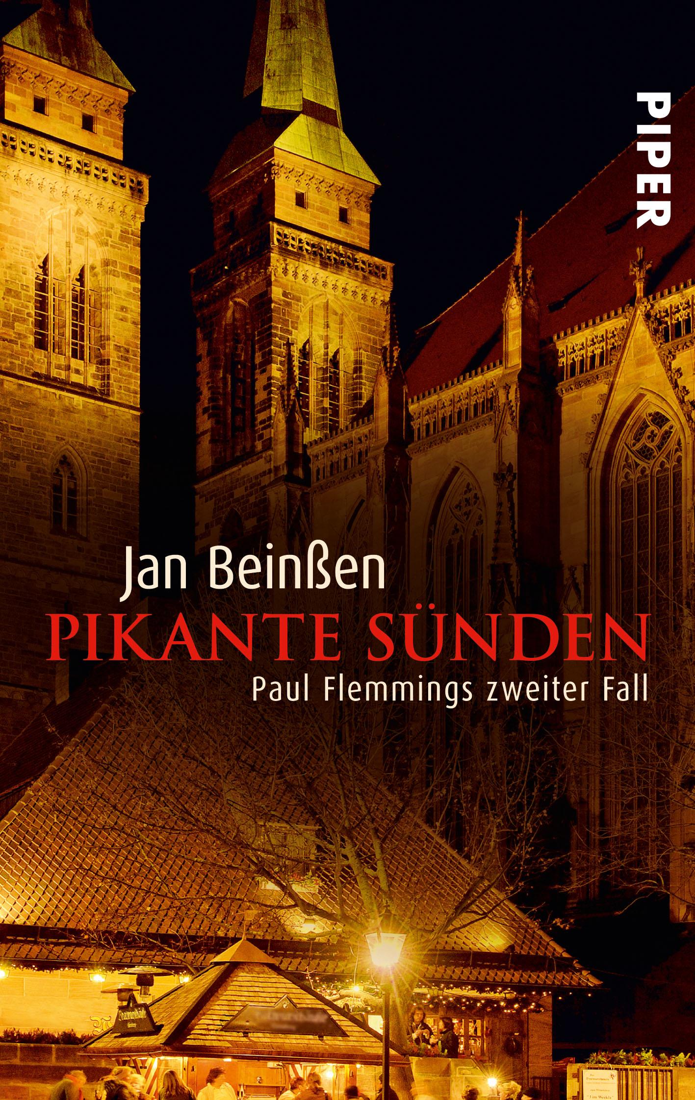 Pikante Sünden: Paul Flemmings zweiter Fall - Jan Beinßen