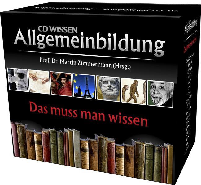 CD WISSEN - Allgemeinbildung - Das muss man wis...