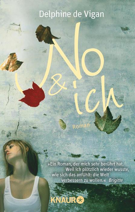 No & ich - Delphine de Vigan
