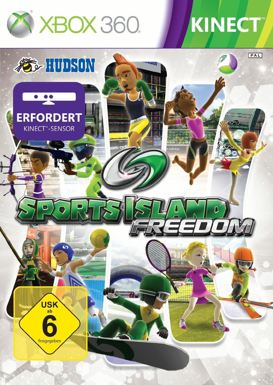 Sports Island: Freedom [Kinect erforderlich]