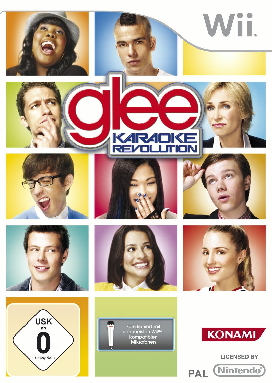 Karaoke Revolution Glee Vol.1