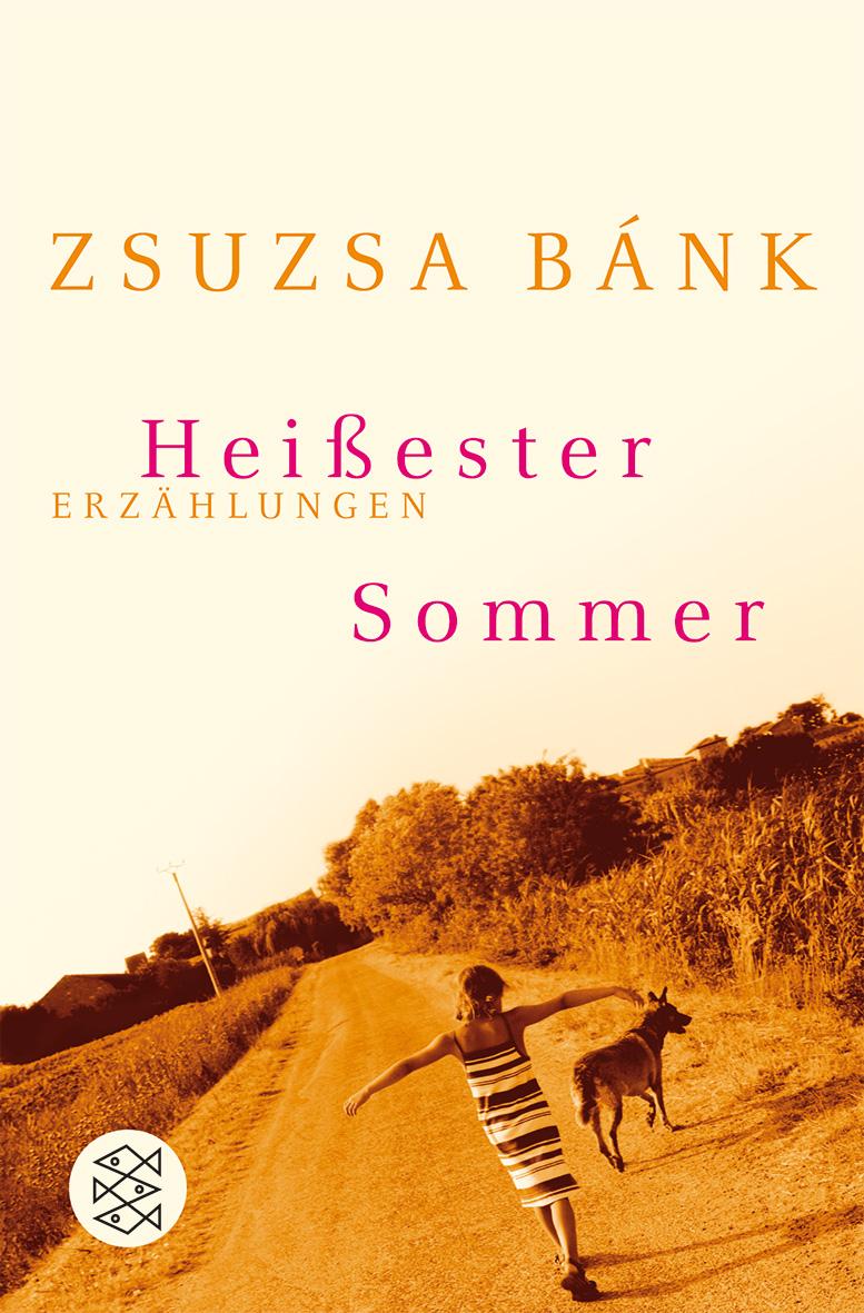 Heißester Sommer: Erzählungen - Zsuzsa Bánk