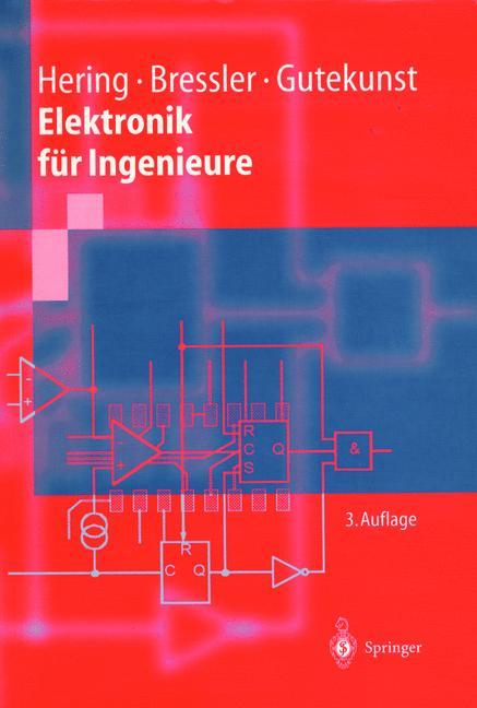 Elektronik für Ingenieure - Ekbert Hering
