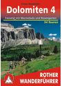 Bergwanderungen in den Dolomiten, Band 4: Fassatal mit Marmolada und Rosengarten: Pt. 4 - Franz Hauleitner