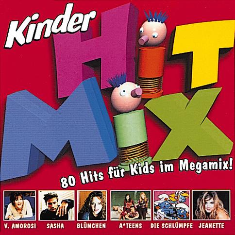 Various - Kinder Hit Mix