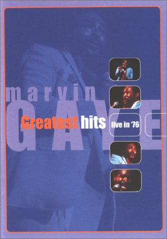Marvin Gaye - Greatest Hits Live in ´76