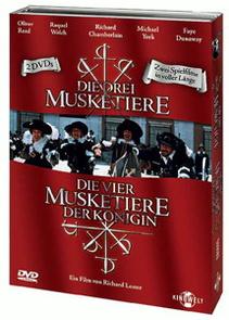 Musketiere Box (Die drei Musketiere, Die vier M...