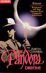 Die Pandora- Direktive. - Aaron Conners