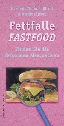 Fettfalle Fastfood. Finden Sie die fettarmen Al...