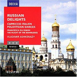Ashkenazy - Russian Delights