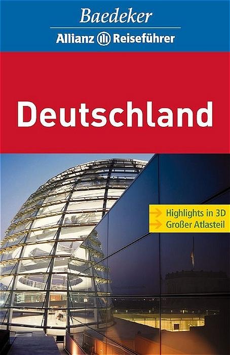 Deutschland. Baedeker Allianz Reiseführer. High...