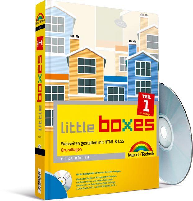 Little Boxes, Teil 1: Webseiten gestalten mit H...