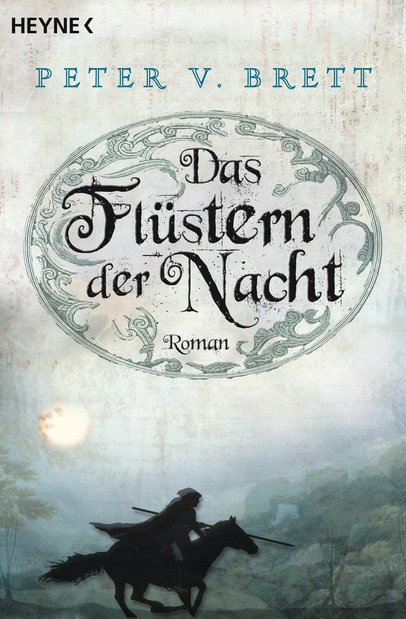 Das Flüstern der Nacht: Roman - Peter V. Brett