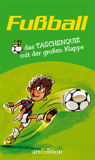Reise-Rucksack-Quiz: Fußball - Kathi Kappler