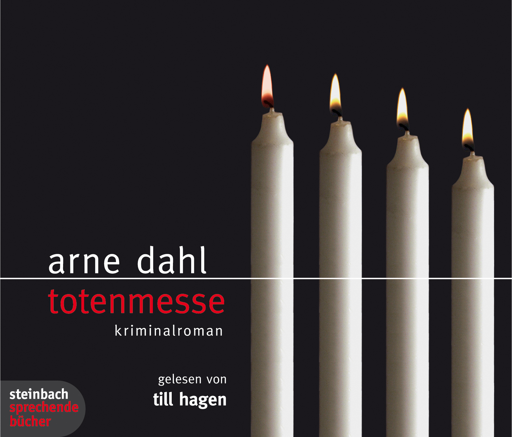 Totenmesse. Kriminalroman. 5 CDs