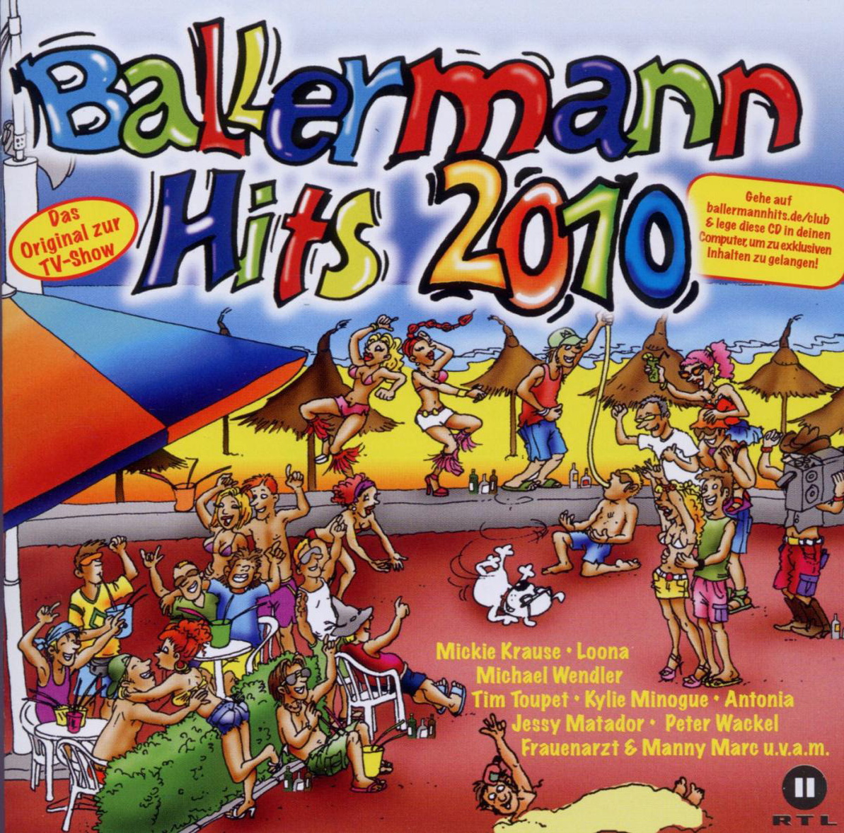 Various - Ballermann Hits 2010-Xxl Version