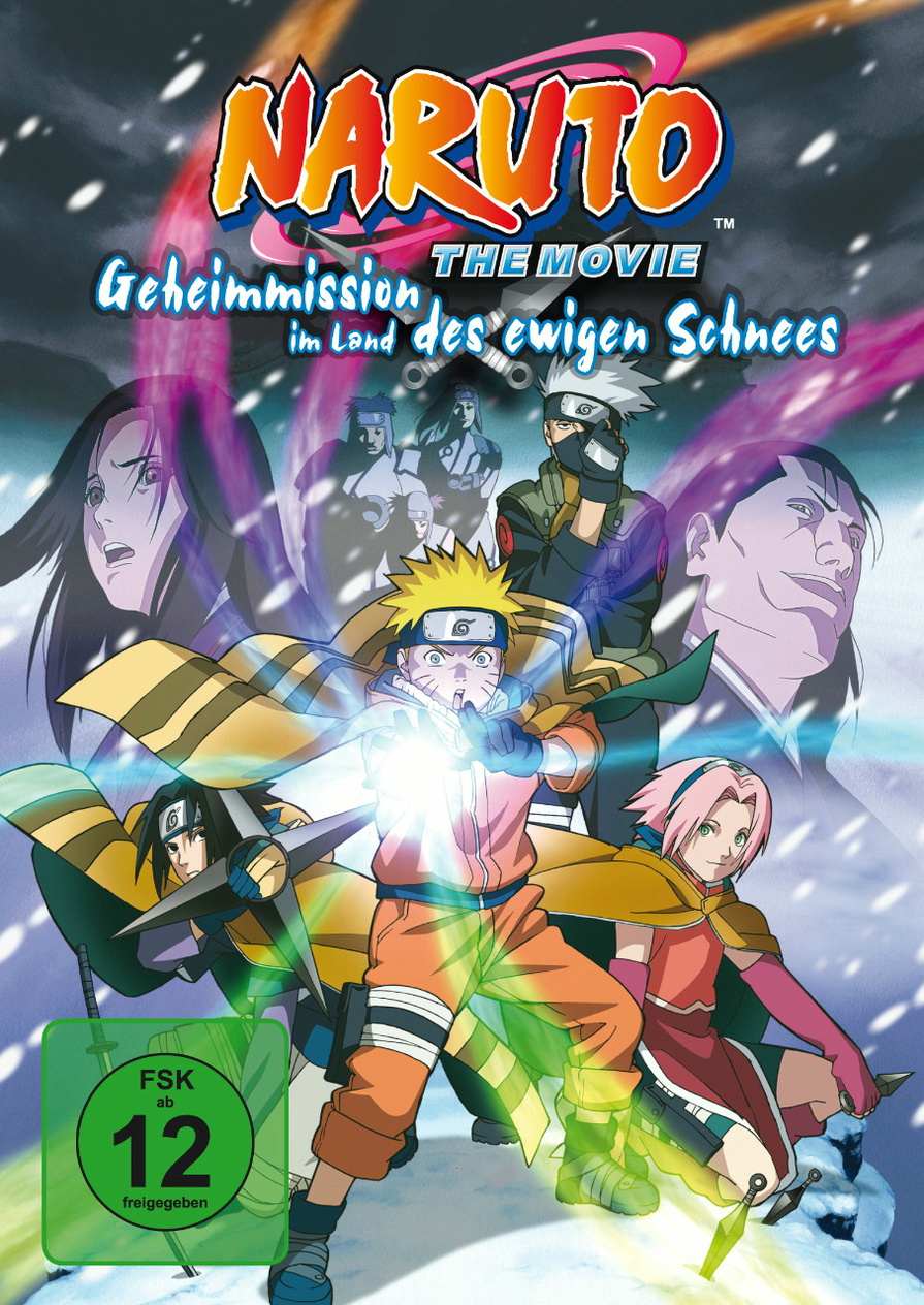 Naruto - The Movie - Geheimmission im Land des ...