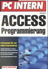 PC Intern. Access Programmierung. Professionell...