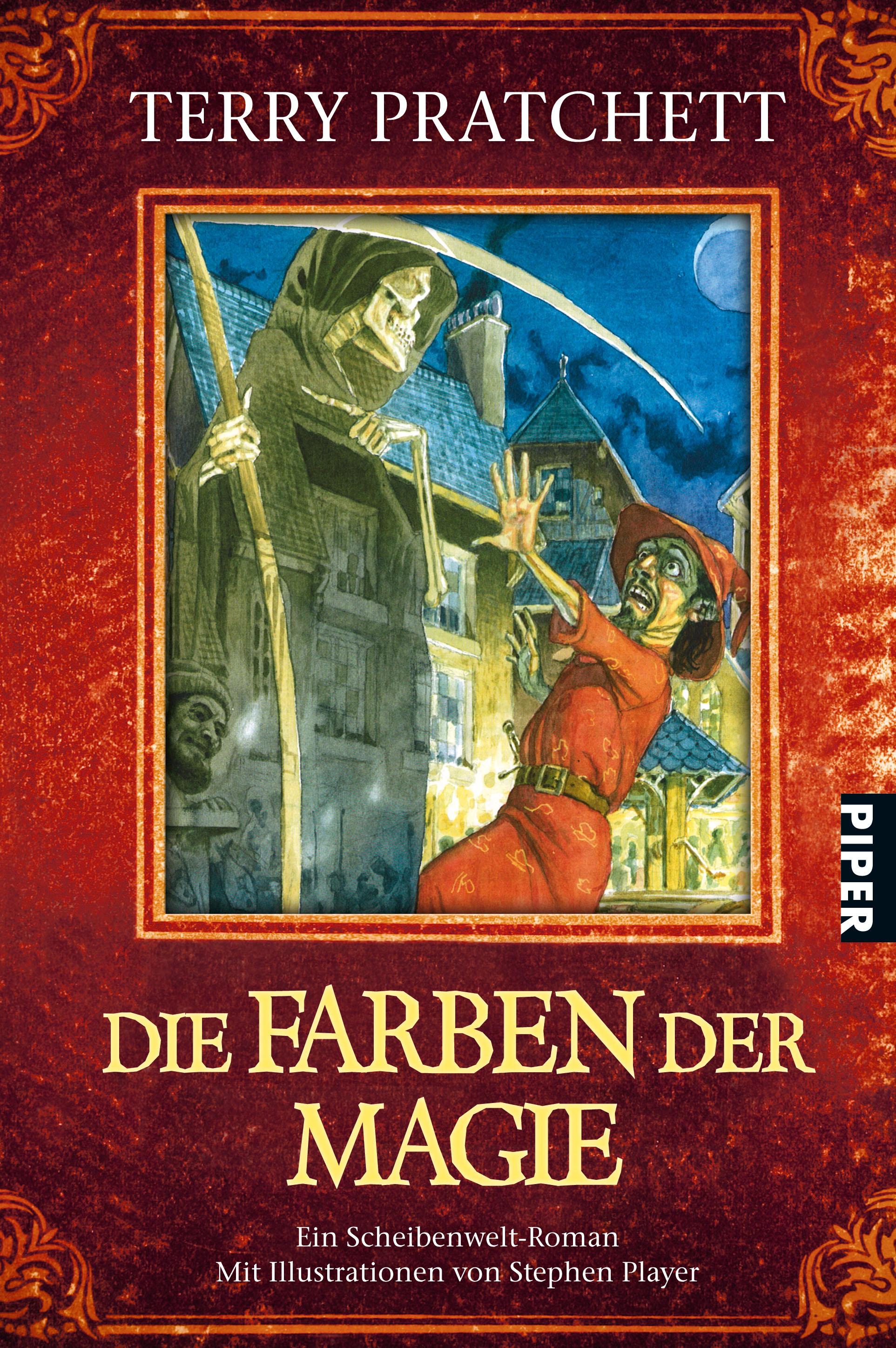 Die Farben der Magie: Ein Scheibenwelt-Roman - Terry Pratchett