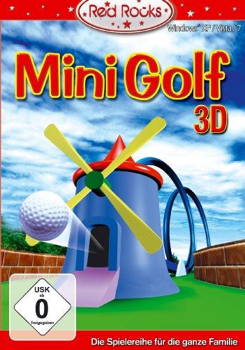 Red Rocks: Minigolf