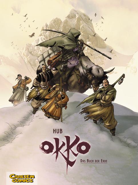 Okko 02. Das Buch der Erde: BD 2: Dieser Band enthält die Bände drei und vier der französischsprachigen Originalausgabe