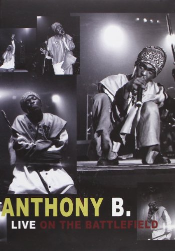 Anthony B - Live On The Battlefield [UK Import]