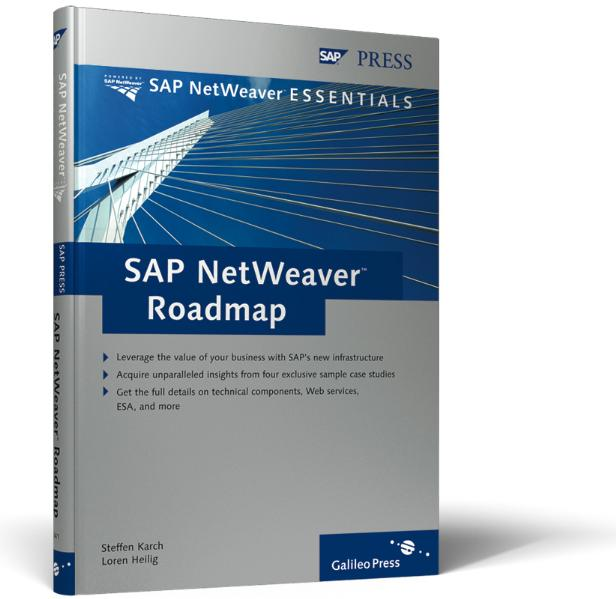SAP NetWeaver Roadmap (SAP PRESS: englisch) - Steffen Karch