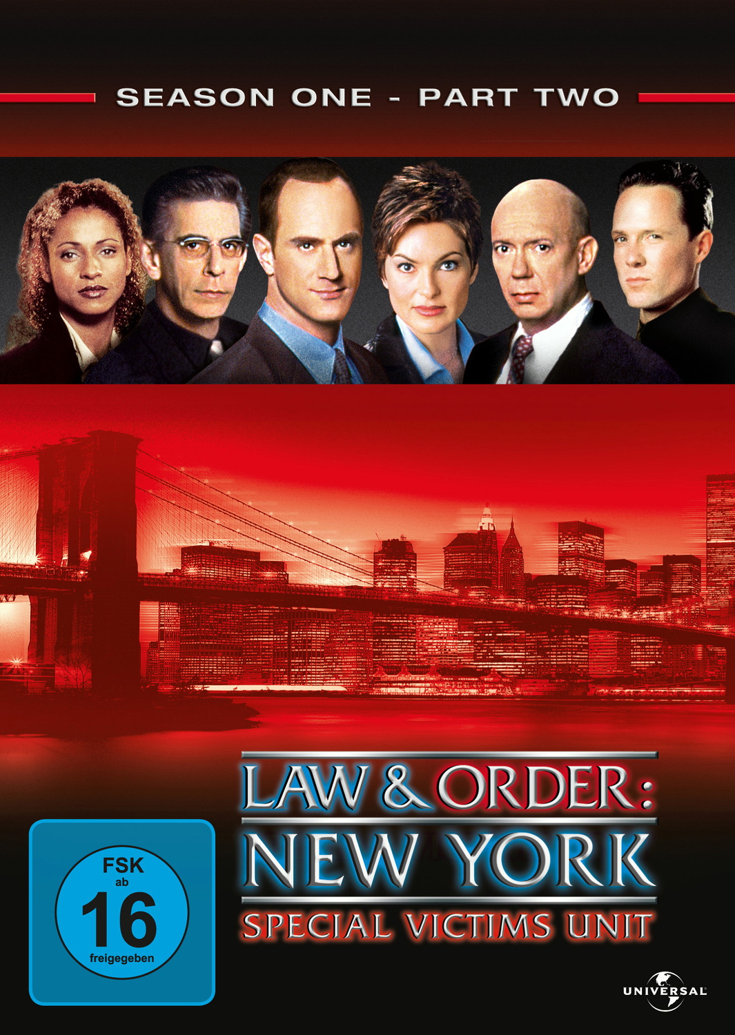 Law & Order: New York - Special Victims Unit 1.2