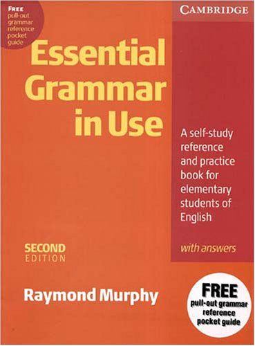 Essential Grammar in Use with Answers: A Self-s...