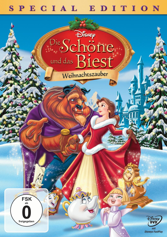 Die Schöne und das Biest - Weihnachtszauber [Sp...