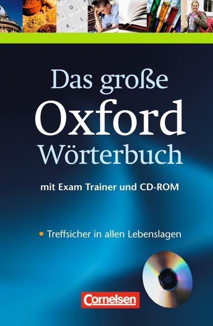 Das Grosse Oxford Worterbuch: Trainer Pack